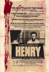 Henry: Portrait of a Serial Killer Poster