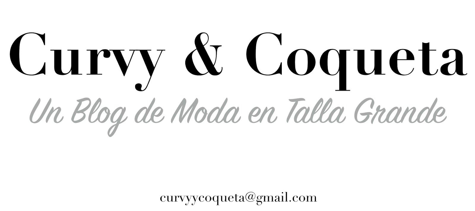 Curvy y Coqueta