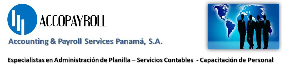 Accounting & Payroll Services Panamá, S.A. Administración de Planilla en Panamá