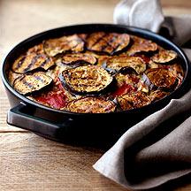 Tortilla de Verduras Asadas 'Frittata'