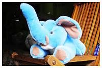 Boneka Gajah M