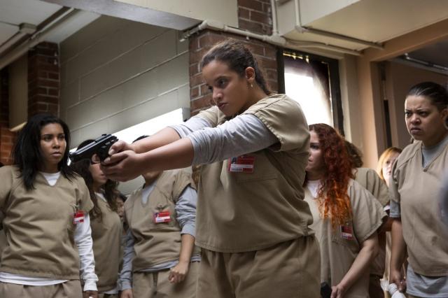 Hình ảnh phim Trại Giam Kiểu Mỹ Phần 5