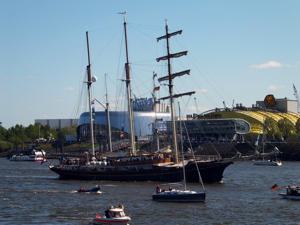 Hambourg Hamburg fête du port Hafengeburtstag