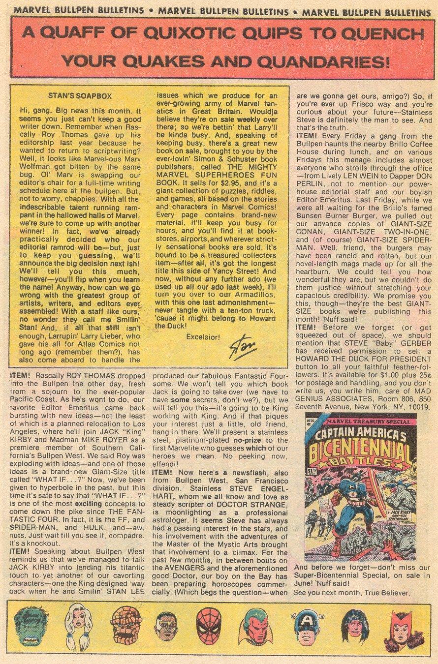 Conan the Barbarian (1970) Issue #66 #78 - English 18