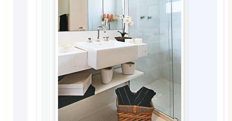 REFORMA e DECORAÇÃO  NOSSO PEQUENO AP Prateleira embaixo da pia do banheiro -> Como Instalar Pia De Banheiro De Vidro