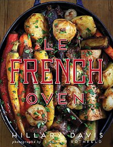 French Village Diaries book review Le French Oven Hillary Davis cookery