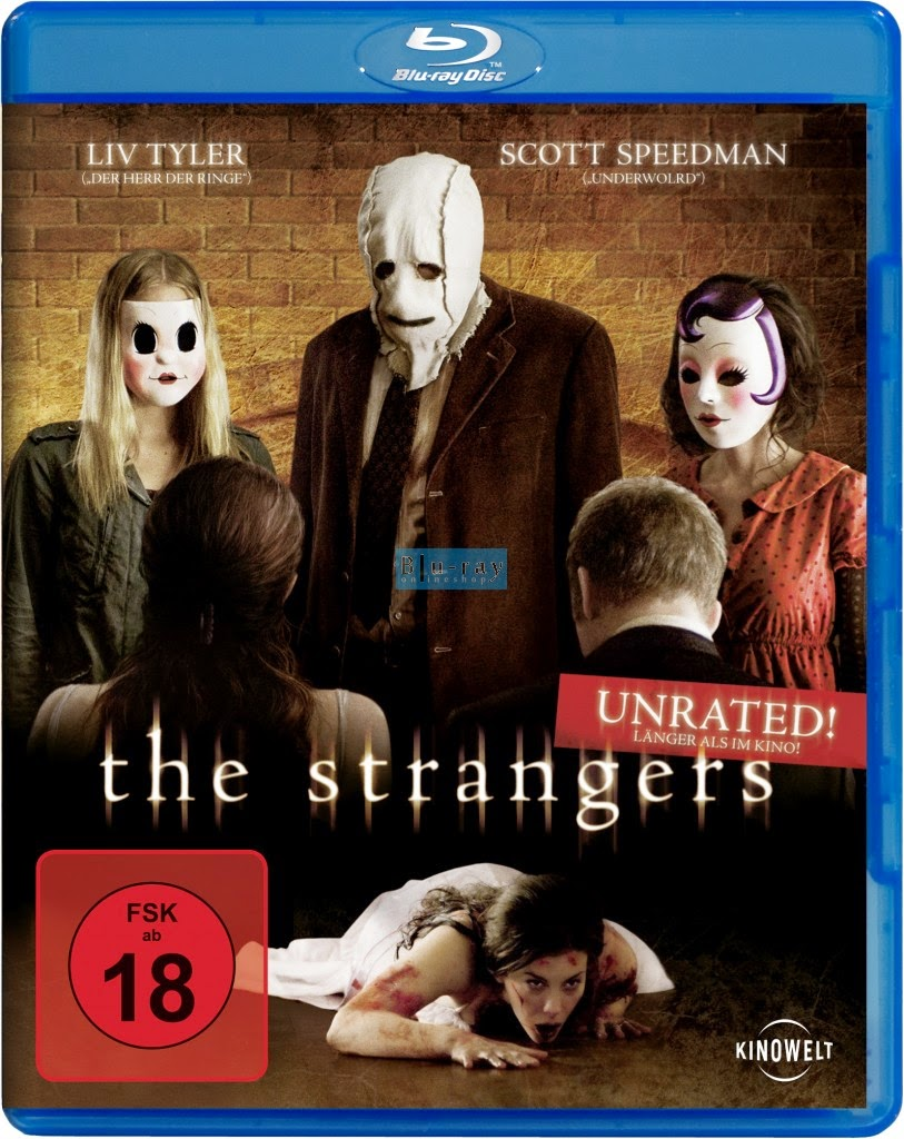 The Strangers 2008 Hindi Dubbed Dual BRRip 720p 700mb
