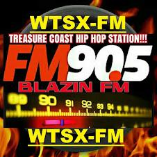 WTSX-FM 90.5 BLAZIN FM VERO BEACH FLORIDA!!!