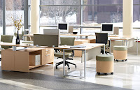 Global Total Office Princeton Workstations