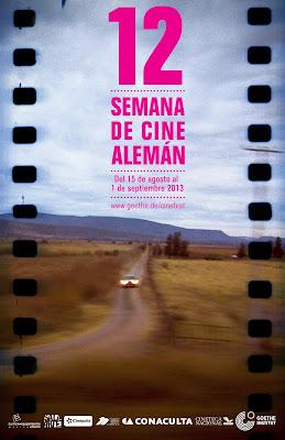 12ª Semana de Cine Alemán en la Cineteca Nacional