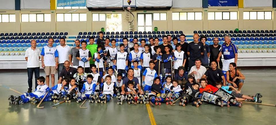 Familia do HC Sintra 2013-2014