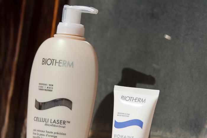 tratamiento para un mes contra la Piel de Naranja de Biotherm