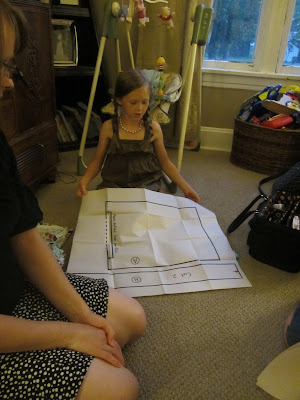 Kid's sewing pattern