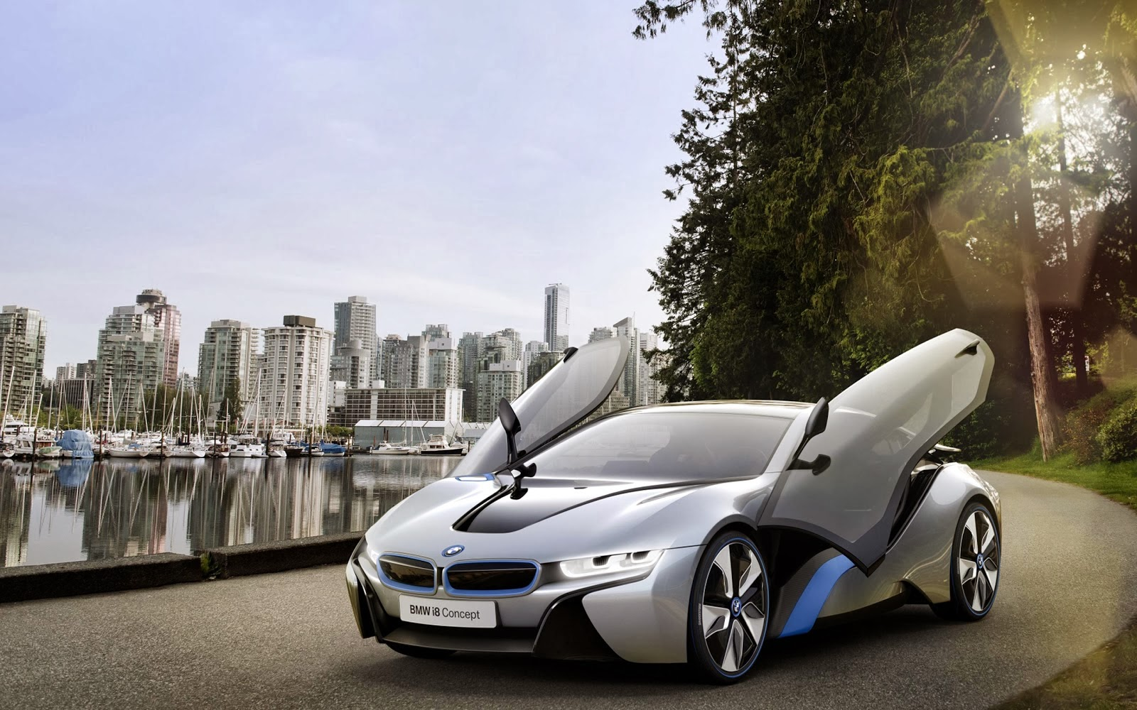 BMW I8 Cars HD Wallpapers 1080p