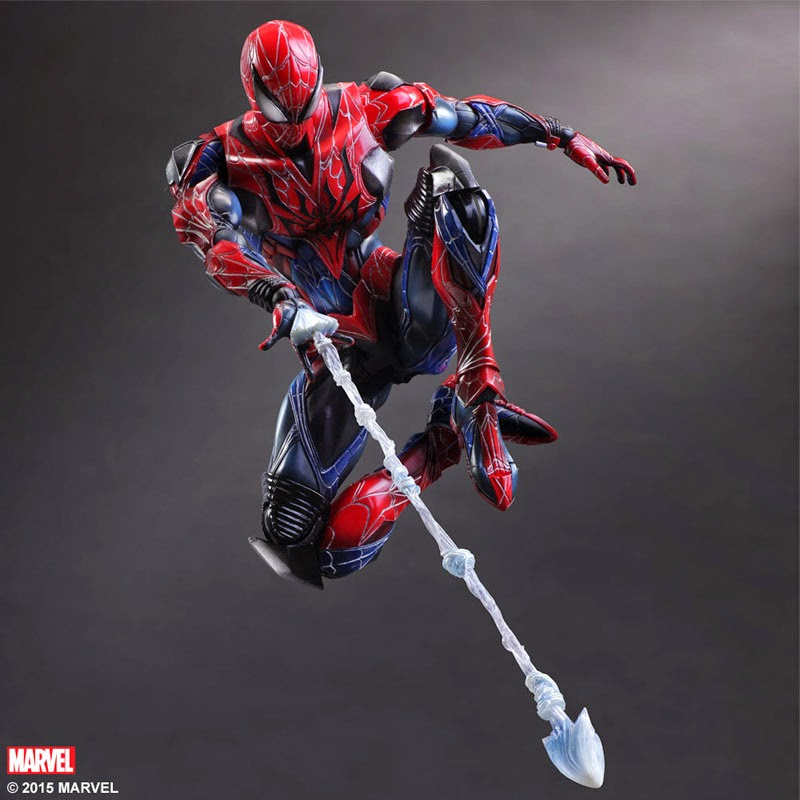 spider man action figure marvel