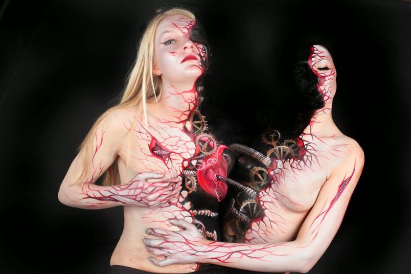 Body Paint Artworks
