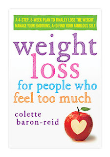 weight loss for people who feel too much, colette baron-reid