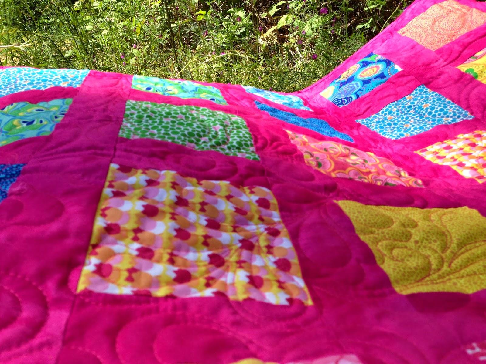Jessica Darling, Bella Caronia, Windham Fabrics, Quilts, Spring Bloom Fabric