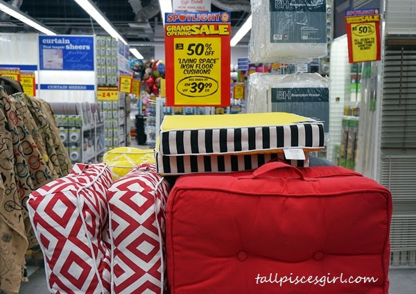 'Living Space' Ikon Floor Cushions