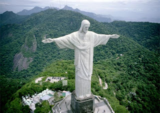 Christ Redeemer seven wonders