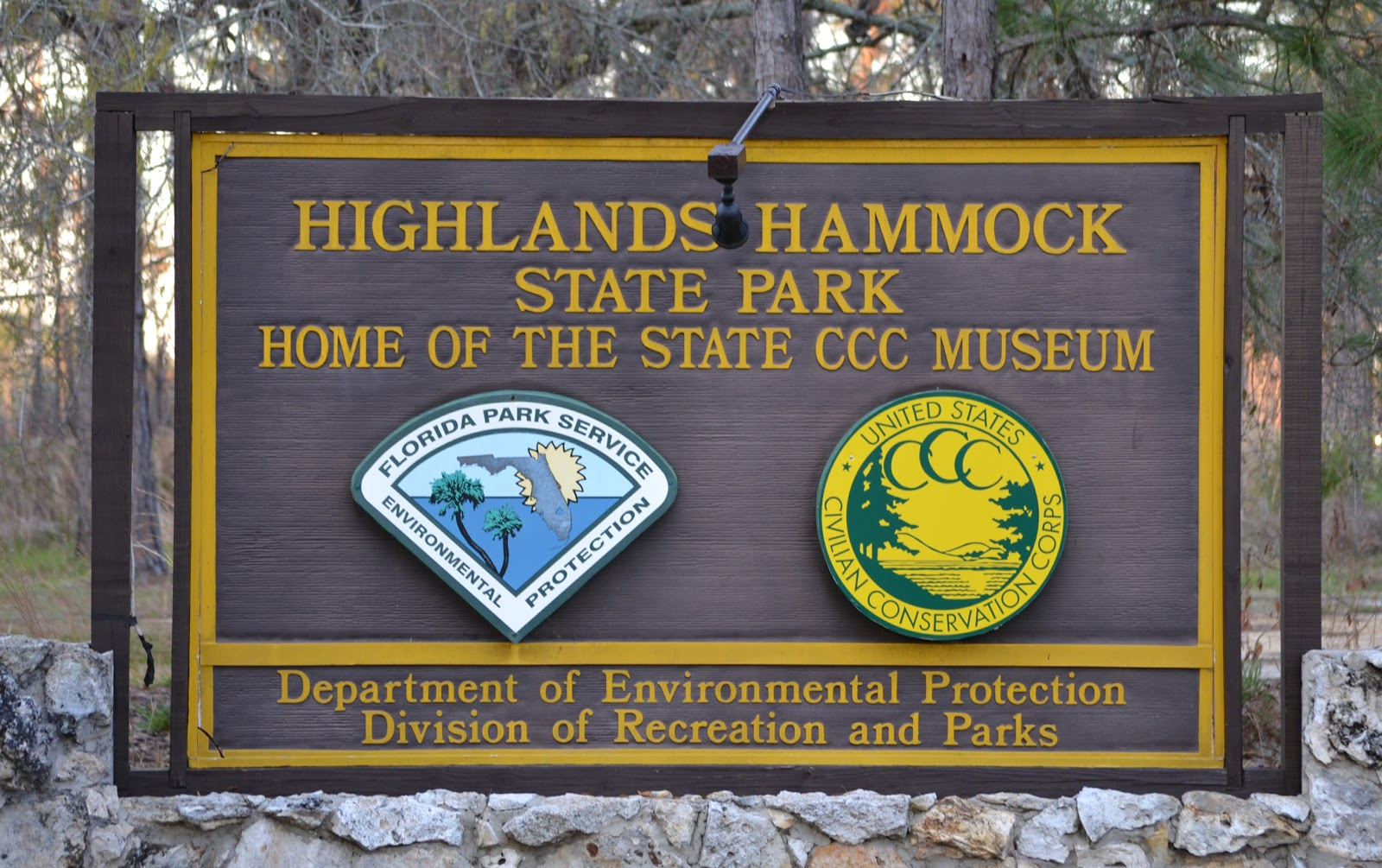highlands hammock is one of the oldest state parks in florida  slated to be e a national park in 1930 but was considered to be too small a private group     no bad days rving  highlands hammock state park  rh   nobaddaysrving blogspot