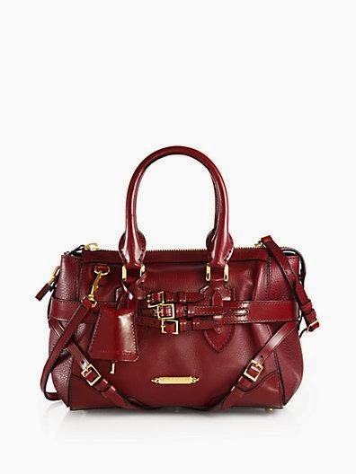 Beautiful Dark Brown Handbag