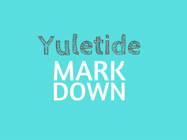 Yuletide Mark Down