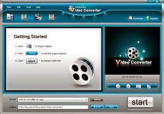 ������ Tenorshare Video Converter ������