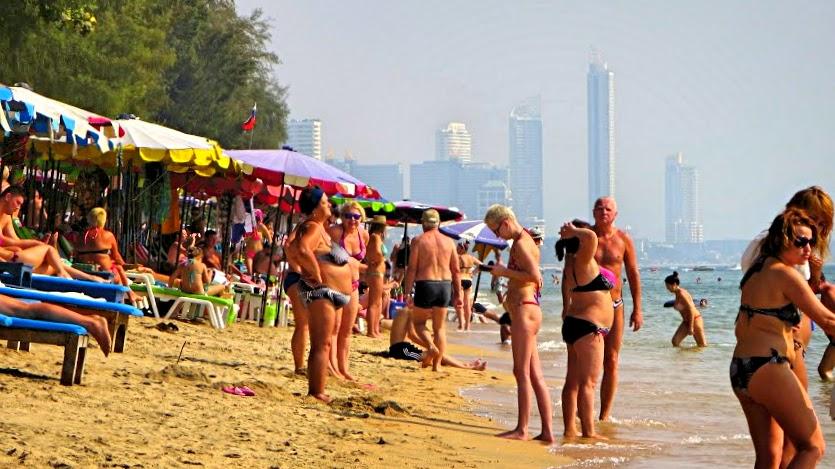 Beach Pattaya