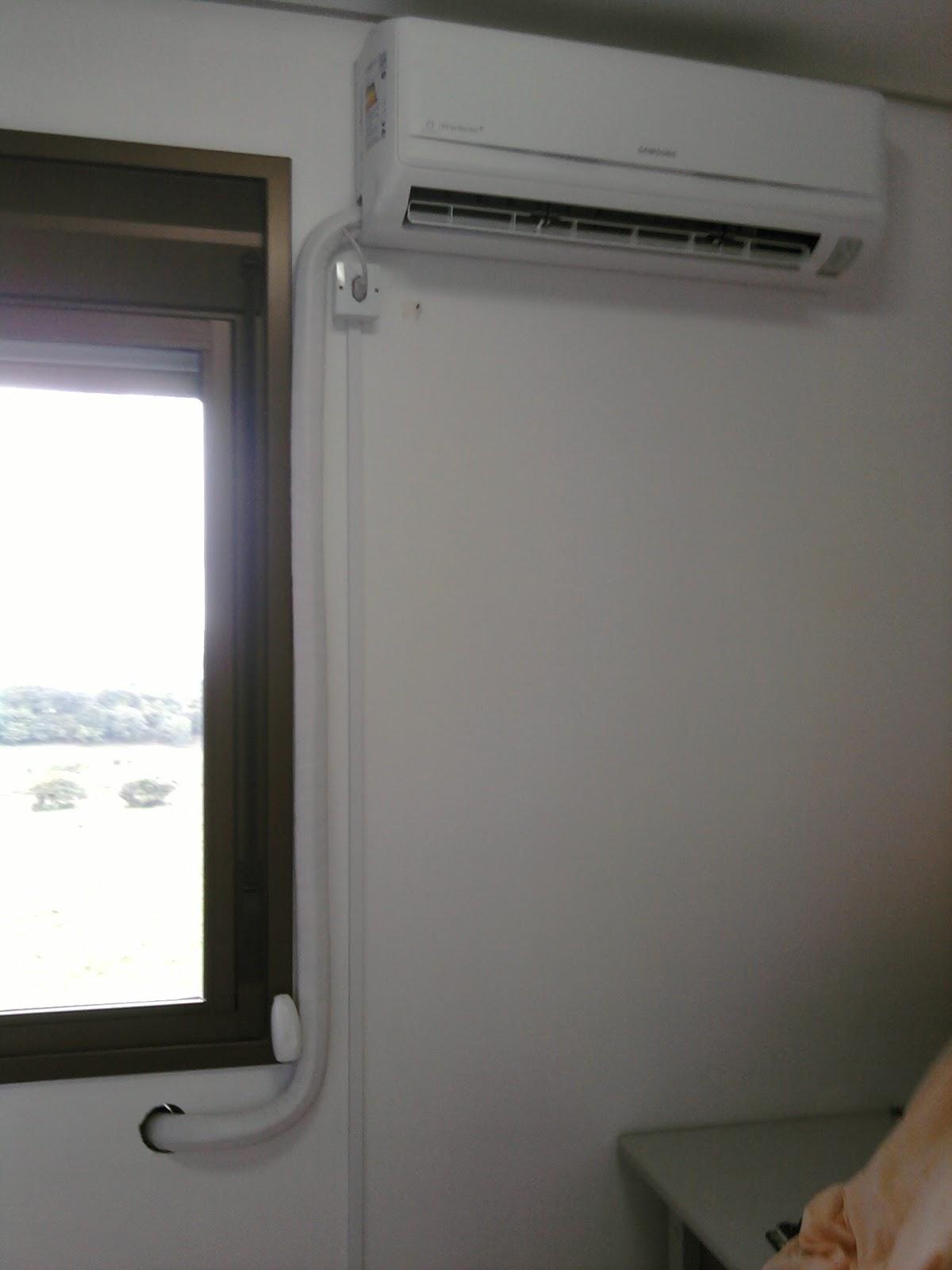 #667457 Ar Condicionado Split Instalação Aparente 4212 Instalar Ar Condicionado Janela Apartamento