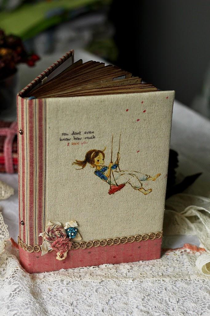 artbook, блокнот ручной работы, блокнот с нуля