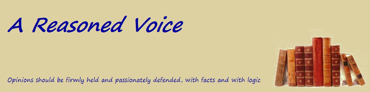 A Reasoned Voice