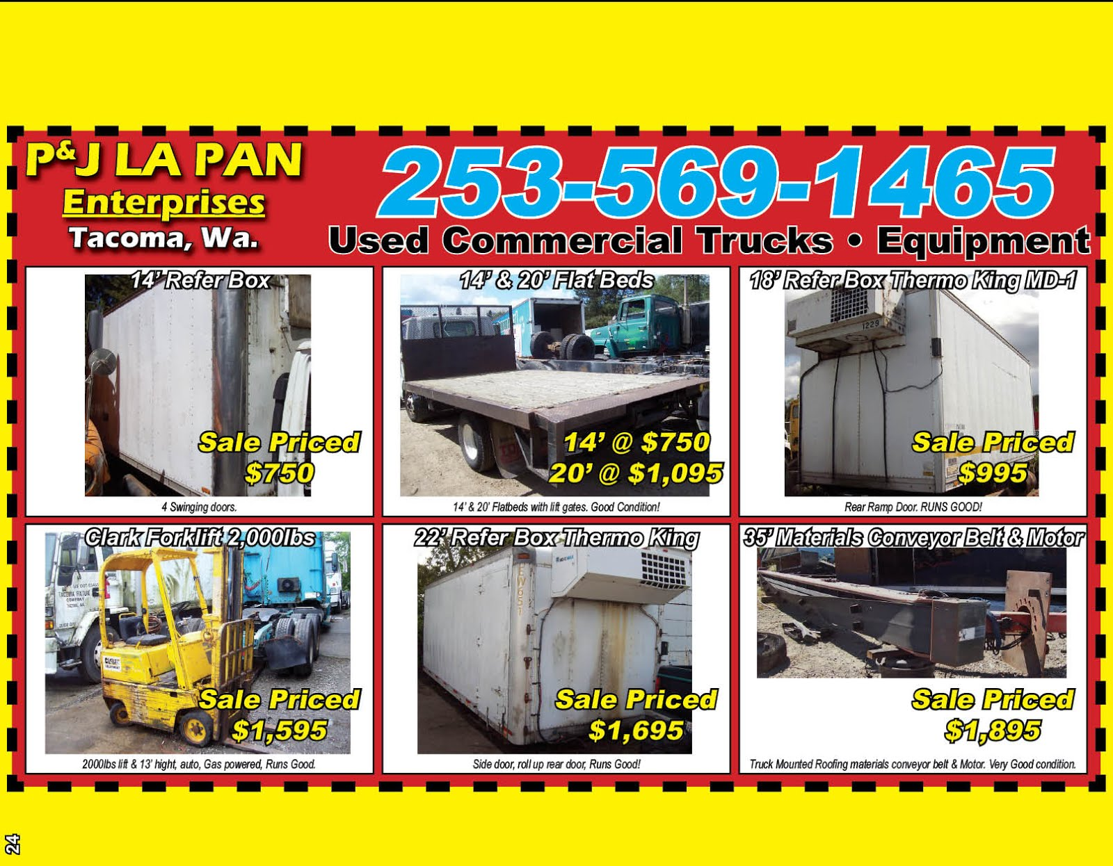 P & J LaPan Enterprises