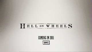 Hell on Wheels Title HD Wallpaper