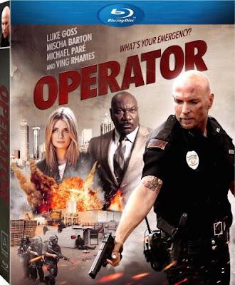 Operator (2015) BluRay