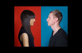 forty days of dating, jessica walsh, timothy goodman, experiment, black, white, faceoff