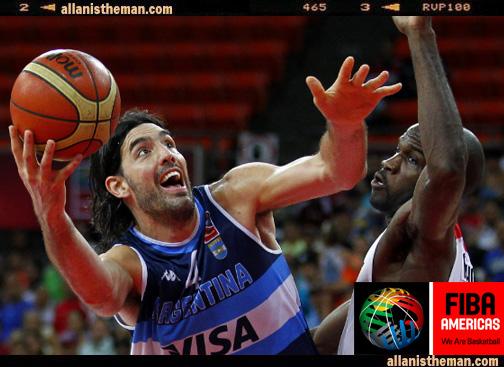 FIBA Americas: Argentina grabs 3rd place beats Dominican Republic