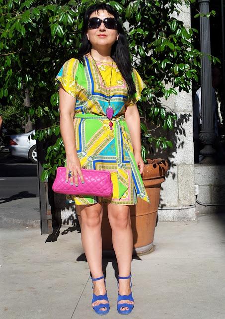 vestido+panuelo+primark