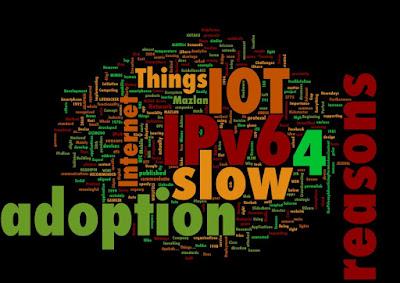 Adopción de IPv6 y la IoT