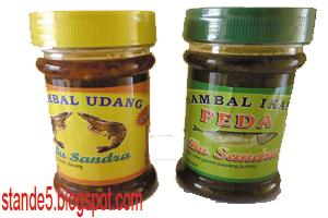 SAMBAL BU SANDRA