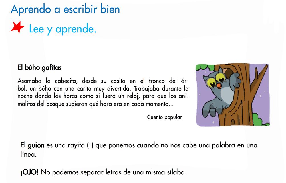 http://www.primerodecarlos.com/SEGUNDO_PRIMARIA/febrero/tema3/actividades/lengua/aprende_el_guion/visor.swf