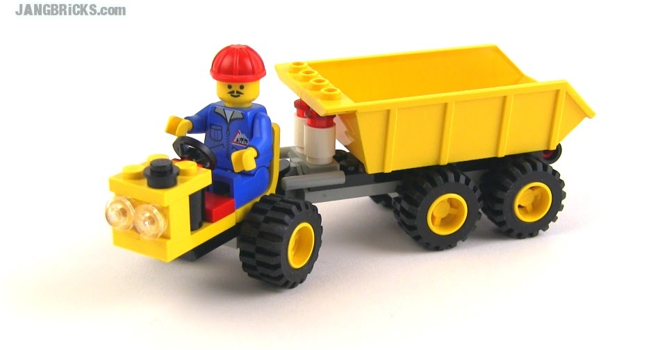 It S Flashback Friday Classic Lego System Set Review