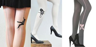 Fotos modelos meia-calça diferente