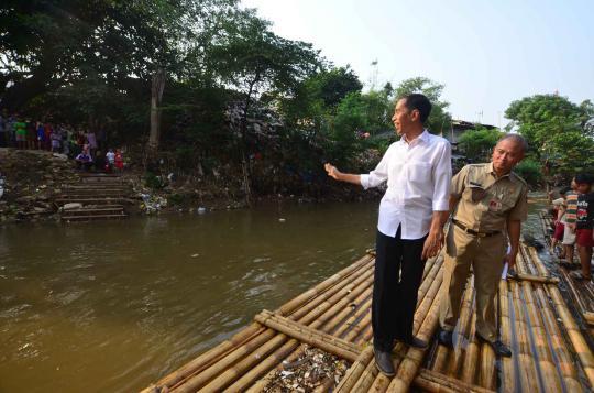 Aliran Sungan di Jakarta Akan dijernihkan Dengan Teknologi Pengurai Bakteri