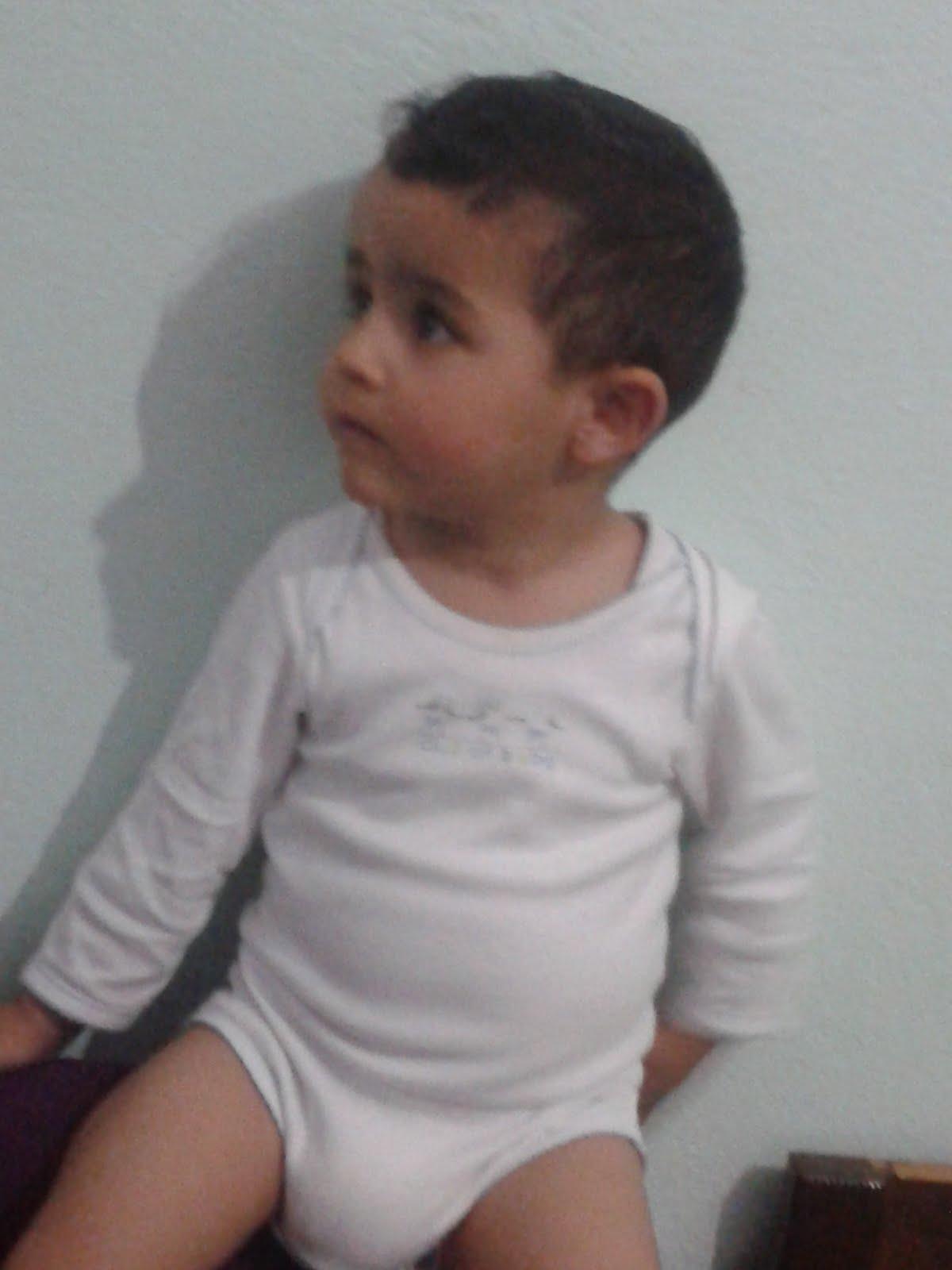 Mon cher fils Youssef