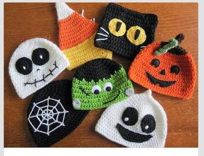 Uncinetto e crochet idee all 39 uncinetto per halloween for Idee uncinetto