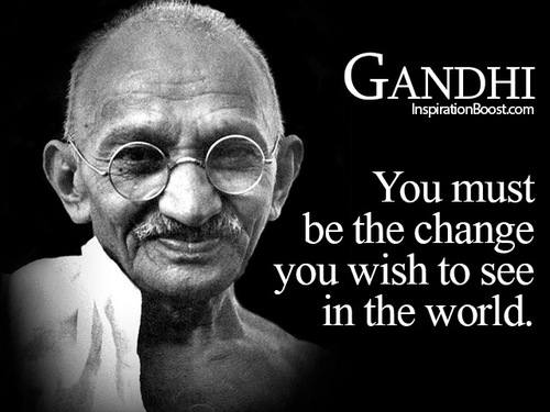 The Awesome Always Mahatma Gandhi Quotes New Famous Leadership Quotes