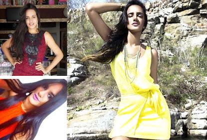 Modelo sergipana faz participações da novela 'Velho Chico'