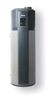 Pompa ciepła - zbiornik na 300 litrów