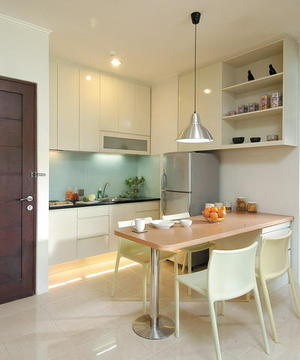 gambar interior dapur